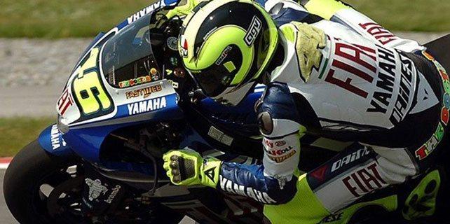 Sezonun açılış yarışını Rossi kazandı