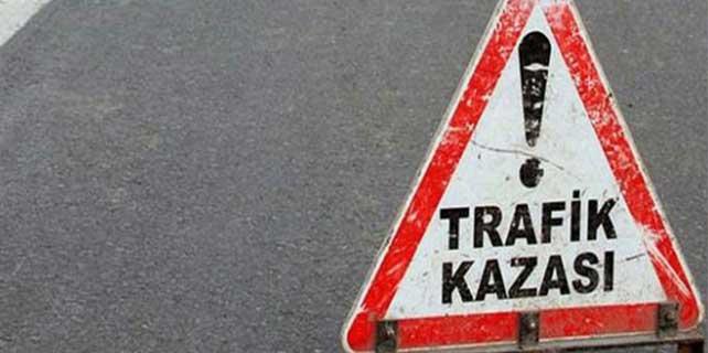 Silopi'de trafik kazası: 2 yaralı