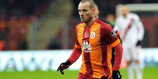 Sneijder Fenerbahçe'ye attığı o golleri unutamıyor
