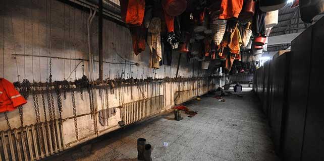 Soma'daki maden faciası