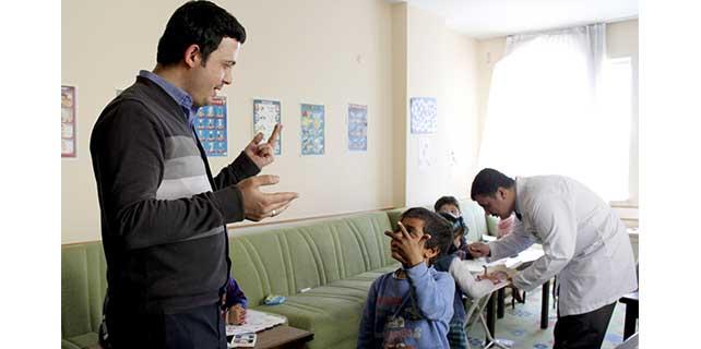 Suriyelilerin Türkçe öğrenme seferberliği