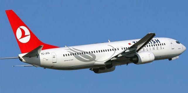 THY'de toplam yolcu sayısı yüzde 6 arttı