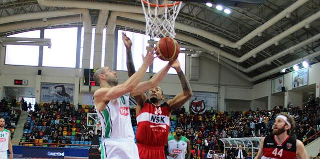 Torku Konyaspor: 92 – NSK Eskişehir Basket: 89