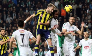Torku Konyaspor – Fenerbahçe Foto Galeri