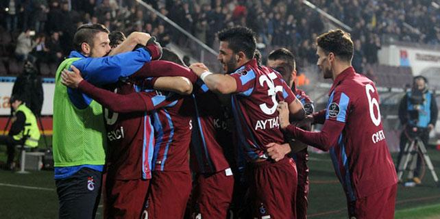 Trabzonspor'da bahar havası