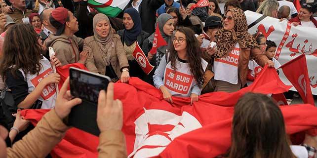 Tunus'ta Dünya Sosyal Forumu