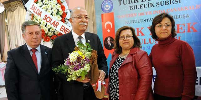 Türkiye Kamu-Sen Genel Başkanı Koncuk