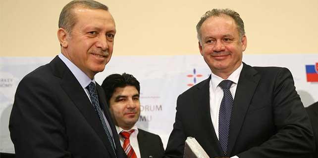 Türkiye-Slovakya İş Forumu