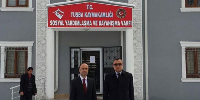 Tuşba ilçesi SYDV kendi binasında hizmete başladı