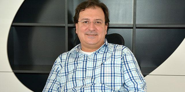 """Volkan Severcan: """"Tiyatro'nun gelişiminden umutluyuz"""""""