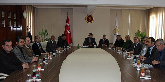 Yıldız dağı kış sporları turizm merkezi Konya'ya model olacak
