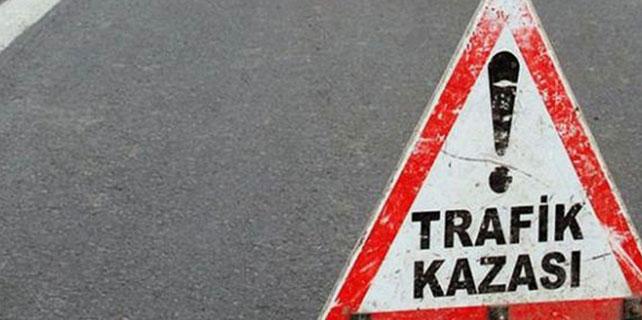 Yozgat'ta 2 otomobil çarpıştı: 2 ölü, 2 yaralı