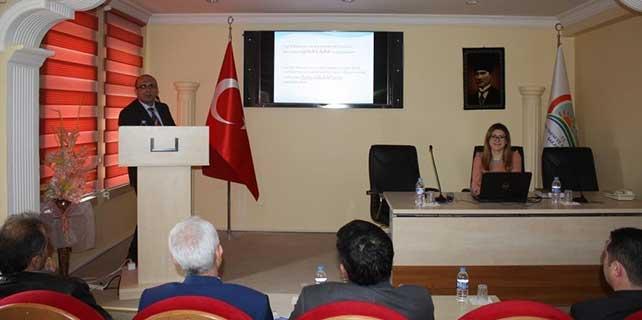 Yozgat'ta Hayvan Hastalıkları Değerlendirme Toplantısı