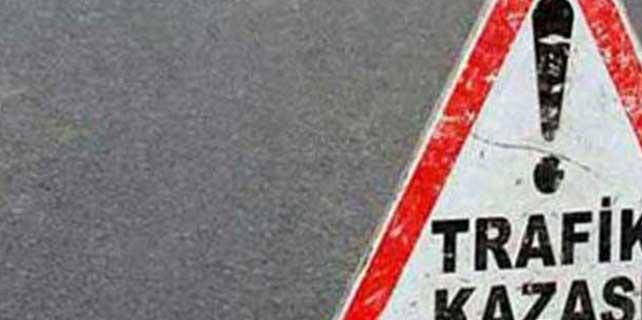 Zonguldak'ta otomobil duvara çarptı: 4 yaralı