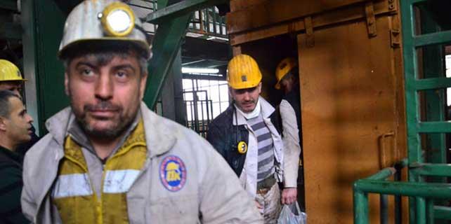 Zonguldak'taki maden ocakları tahliye ediliyor