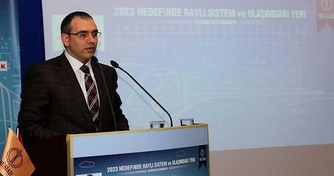 """""""2023 Hedefinde Raylı Sistem ve Ulaşımdaki Yeri Paneli"""""""