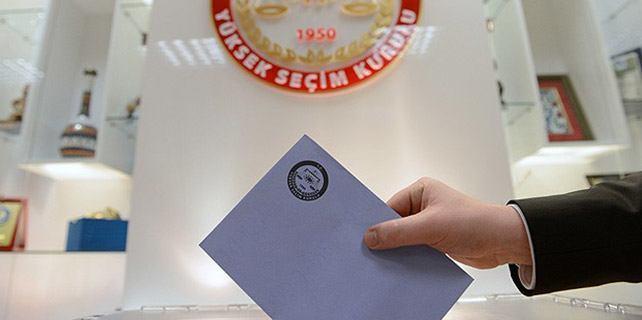 74 milyon oy pusulası basılacak