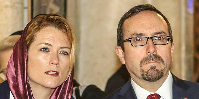 ABD'nin Ankara Büyükelçisi Bass, Konya'da