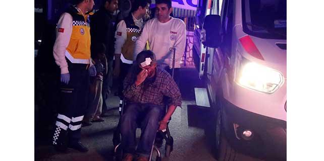 Adıyaman'da Suriyeli aile kavga etti: 4 yaralı