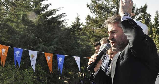 AK Parti Genel Başkan Yardımcısı Nebati