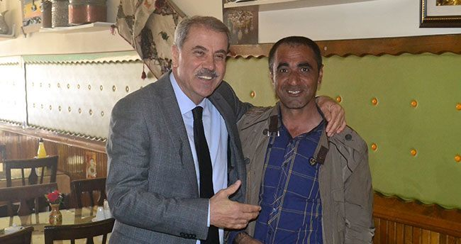 Ak Parti Konya adayları Kulu'da