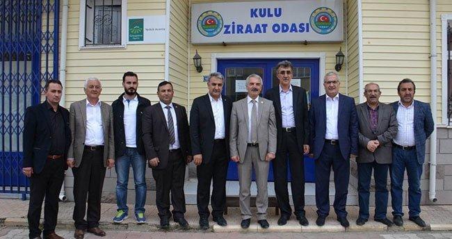 Ak Parti Konya seçim çalışmaları sürüyor