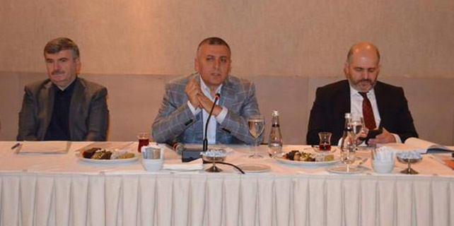 AK Parti Konya Seçim Koordinasyon Toplantısı