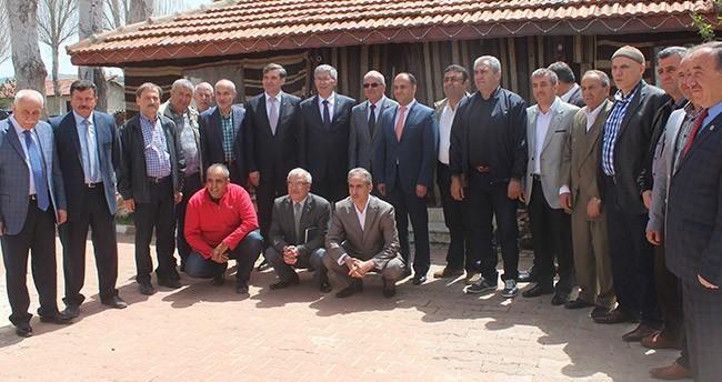 Ak Parti milletvekili adayı Babaoğlu Beyşehir'de