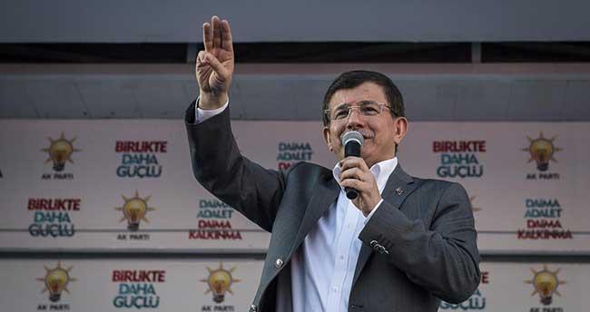 AK Parti'nin Aksaray Mitingi
