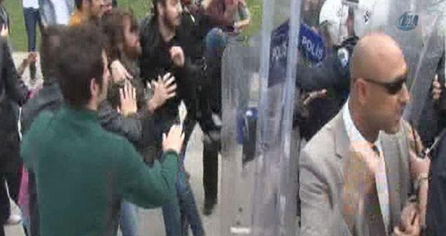 Anadolu Üniversitesi'nde kanlı gerginlik
