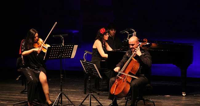 "Antalya'da ""Piazzolla Tango Gecesi"" konseri"