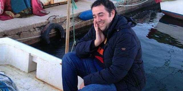 Ata Demirer film çekimlerinin ardından Bodrum'a kaçtı