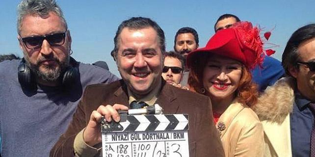 Ata Demirer filmin ardından soluğu Bodrum'da aldı
