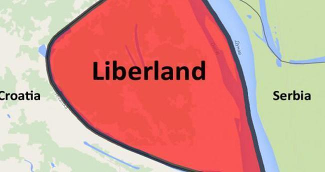 Avrupa'da yeni bir devlet kuruldu: Liberland