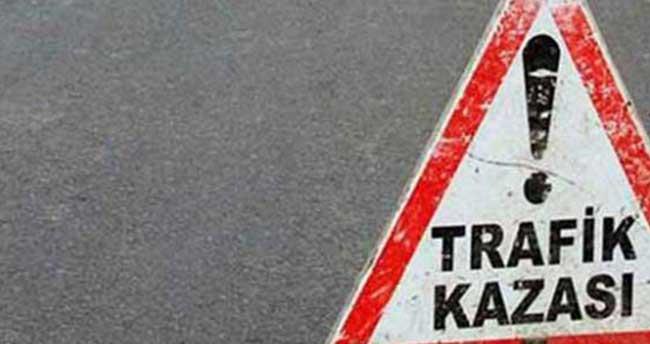 Aydın'da otomobil devrildi: 5 yaralı