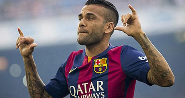 Barcelonalı, Daniel Alves'ten 'soykırım' mesajı!