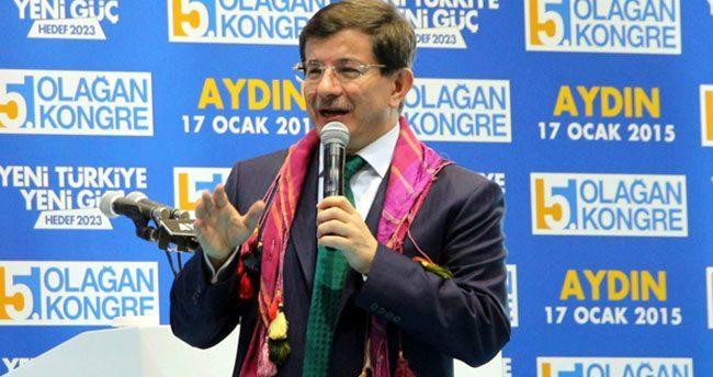 Başbakan Davutoğlu Aydın'a gidiyor