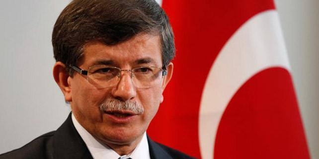 Başbakan Davutoğlu: 'Başarısız olursam emaneti devrederim'