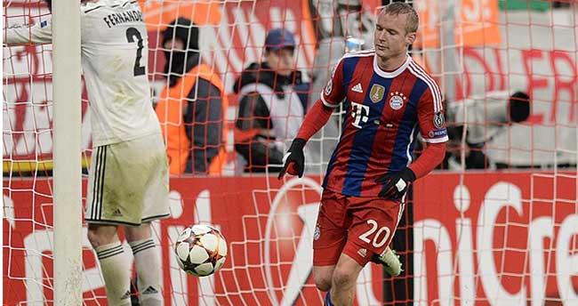 Bayern Münih şampiyonluğa bir adım daha yaklaştı