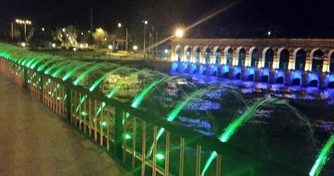 Beyşehir'de görsel şölen