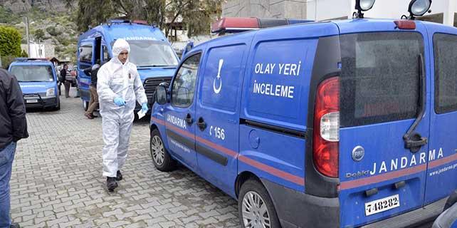 Bodrum'da bir kişi boğazı kesilerek öldürüldü