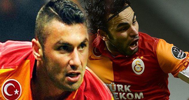 Burak ve Selçuk'tan Trabzonspor'a 11 gol