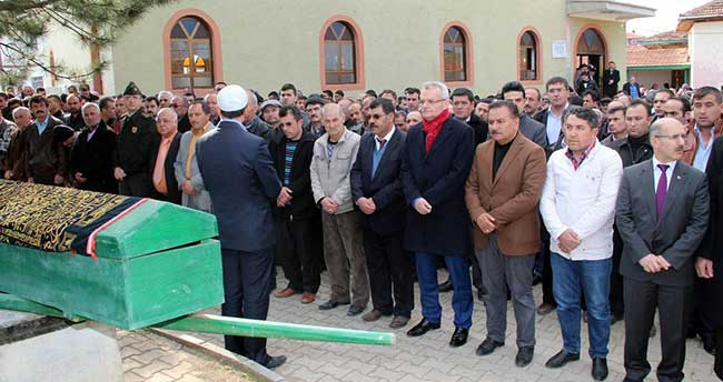 Çankırı'da yurt inşaatındaki göçük