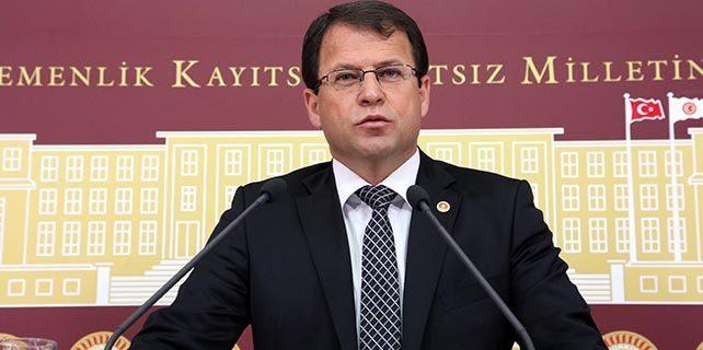 CHP Hatay Milletvekili Eryılmaz partisinden istifa etti