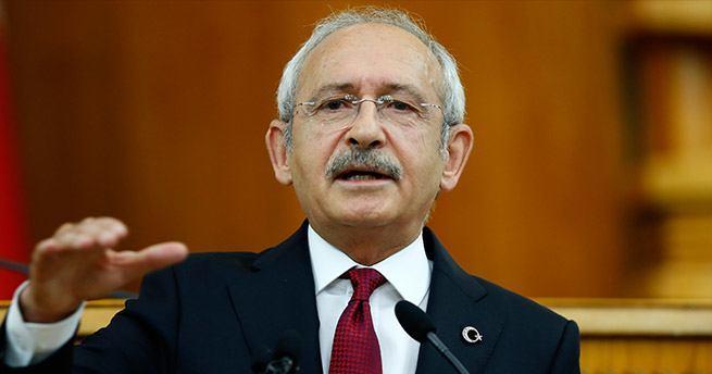 CHP lideri Kılıçdaroğlu, seçim startını Kartal'da verdi