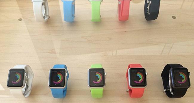 Çin'de Apple Watch satışa çıktı