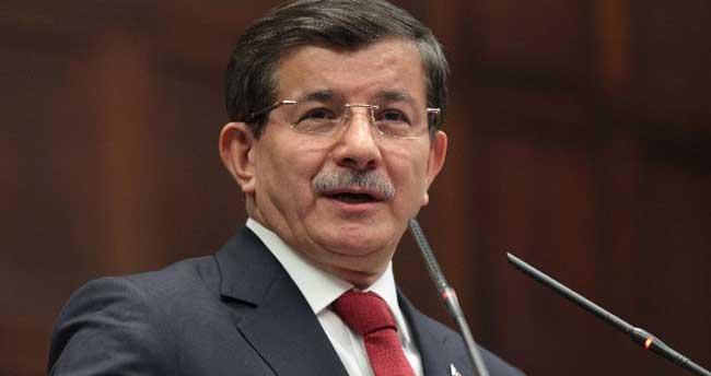 Davutoğlu: 'Biz Kuva-yi milliye ruhunu temsil ediyoruz'