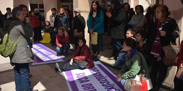 Dikili'de çocuğa cinsel istismar davası