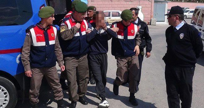 Dört kişiyi öldüren zanlı tutuklandı