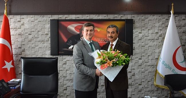 Dr. Hasan Öznavruz görevine başladı